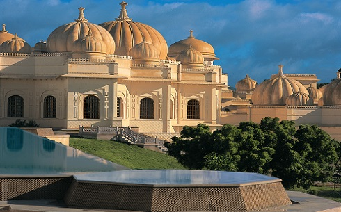 006-The Oberoi Udaivilas - Architecture