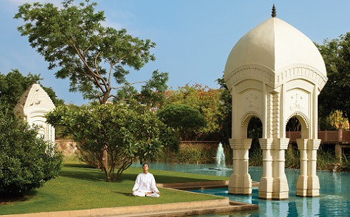 025-The Oberoi Rajvilas - Yoga