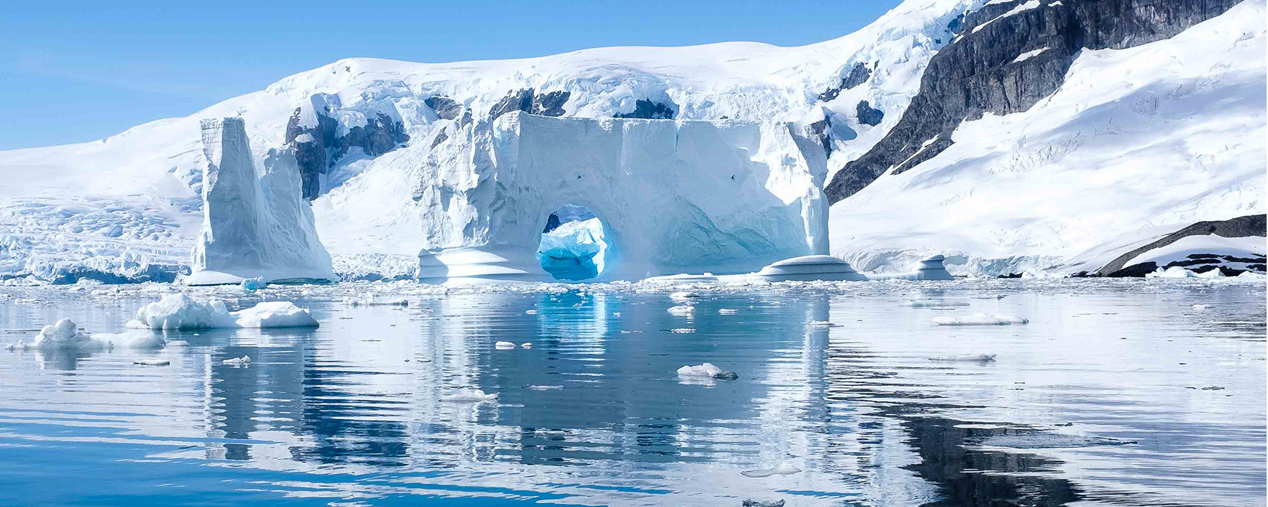 Antarctica Polar Circle Expedition