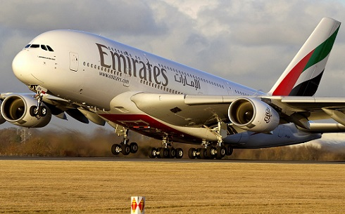 emirates-flight