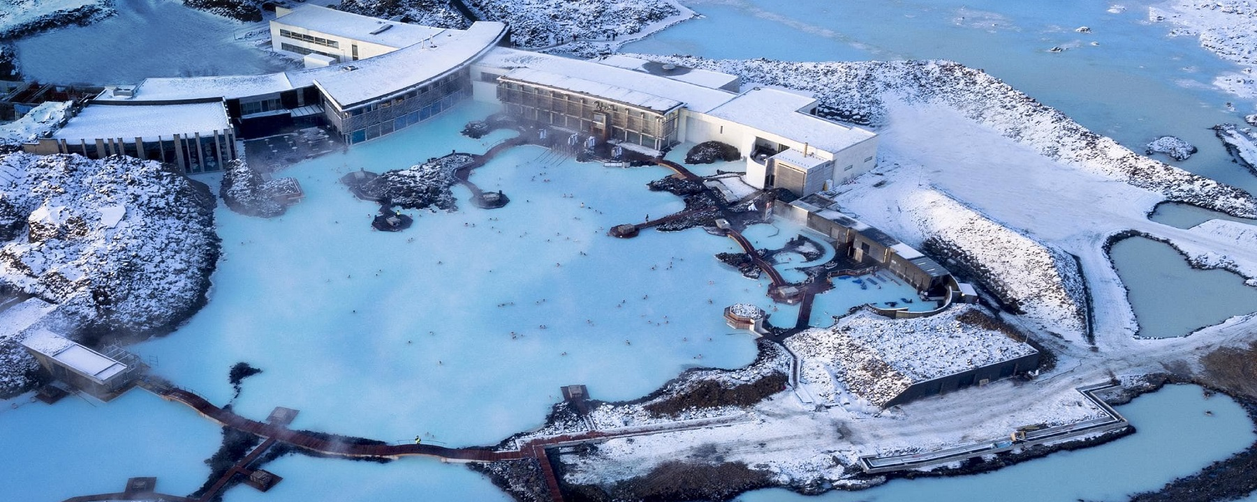 Blue Lagoon to Kingdoms of the North