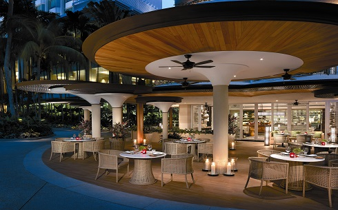 Restaurant - The Waterfall - Alfresco - 1