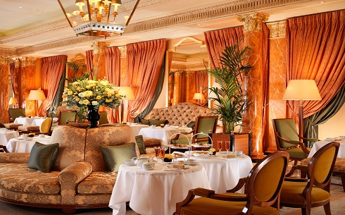 The Dorchester_Champagne Afternoon Tea_Food